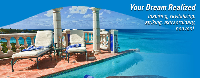 Azure Villa - Anguilla island villa rentals for luxury Caribbean vacations